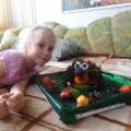 Поделка на осеннюю выставку в детский сад