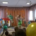 Неделя театра в детском саду.