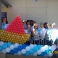 Открытие нового детского сада «Кораблик»
