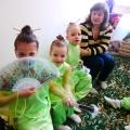 Китайский танец с веерами для детей 6–7 лет (подготовительная группа)