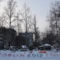 Фотоэкскурсия: «Снежные постройки и поделки на участках детского сада «Полянка». Очень интересно!»