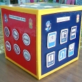 Дидактическая игра по ПДД «Занимательный куб»