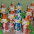 «Новогоднее творчество детей»