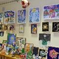 Выставка творческих работ «Волшебное Рождество в северных странах»