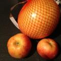 Яблочно-цитрусовый смузи