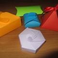 Подарочные коробочки (Мастер-класс)