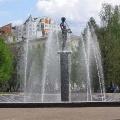 Памятник кураю