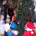 Новогодний праздник для малышей