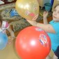 «Чудесные превращения воздушных шариков»