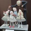 Мир кукол. Репортаж с выставки кукол (часть 1)