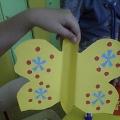 «Бабочка» Игрушка своими руками.