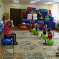 «Весёлое путешествие. Фитбол-гимнастика «Прыг-Скок». Конспект физкультурного занятия с детьми среднего дошкольного возраста
