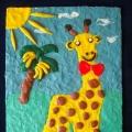 «Весёлый жирафчик»— и наш лауреат!