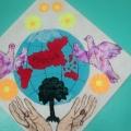 Эмблема года экологической культуры и охраны окружающей среды