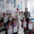 Получены сертификаты участников республиканского интеллектуального конкурса «Турнир смекалистых»