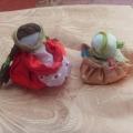 Сейчас мы воспринимаем традиционную народную куклу, в том числе и обрядовую, как принадлежность миру детства.