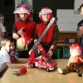 Сюжетно-ролевая игра «Юные пожарники» для детей подготовительной группы