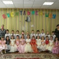 Праздник, посвященный Дню защитника Отечества. «Джентльмен-шоу!». Для детей подготовительной гр.