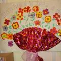 Коллективная работа «Плакат на День матери»