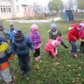 Золотая осень во второй младшей группе