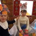 Конспект интегрированного занятия для детей среднего дошкольного возраста «Путешествие в мир сказки»