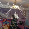 Украшаем детский сад к новогодним праздникам