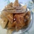Пирог «Ореховое чудо»