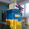 Башня для человека-паука