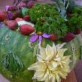 Выставка «Забавные овощи»