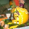 Осенний конкурс поделок в детском саду