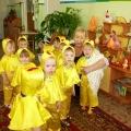 Непосредственно образовательная деятельность с детьми раннего возраста. «Прогулка на птичий двор»