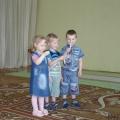 «Я и мои друзья». Совместный краткосрочный проект для детей младшей группы и их родителей