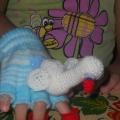 Конспект занятия с использованием тренажера-игрушки «Гуси-гусенята»