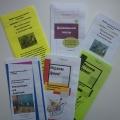 Использование информационных буклетов в работе с родителями