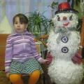 «Веселый Снеговичок»