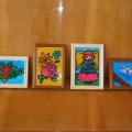 Рисуем по стеклу вместе с детьми