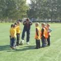 Новая Победа футбольной команды детского сада №45!