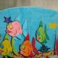Пособие для дыхательной гимнастики «Рыбки»
