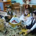 Приобщение ребёнка к народной культуре