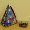 Дидактическое пособие «Геометрическая пирамида»