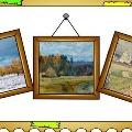 Игры по ознакомлению детей с изобразительным искусством
