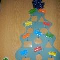 Дидактическая игра «Логическая елка»