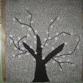 Макет «Красивое дерево»