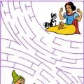 «Лабиринт» (дидактическая игра)