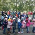День здоровья в детском саду «Ромашка»