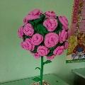 Цветочное дерево!