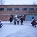 Зимний спортивный досуг для детей старшего дошкольного возраста и взрослых