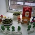 Проект по экологии для детей 1 младшей группы «Деревенский дворик»