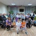 Концерты детей в доме инвалидов и престарелых