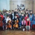 С детства музыку люблю.